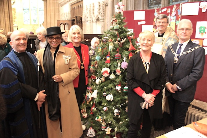 Avon Federation of Women's Institutes Carol Service