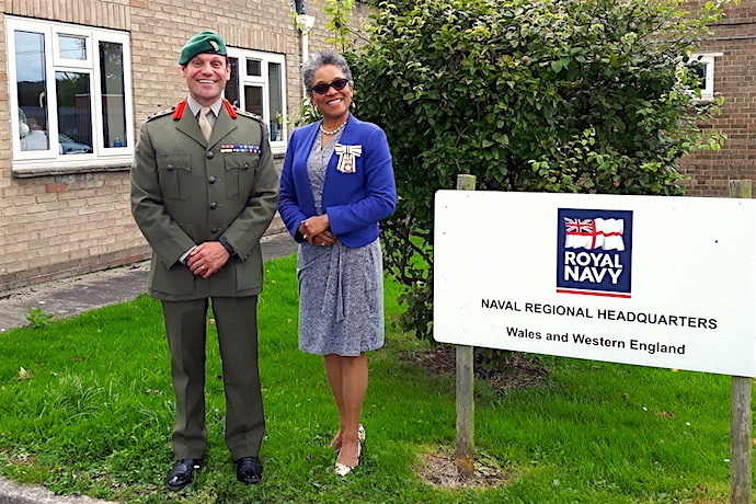 Brigadier to command Naval Regional HQ