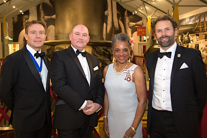 Bristol Steamship Owners' 87th Annual Dinner