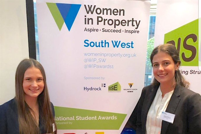 Civil Engineers win Women in Property SW Awards
