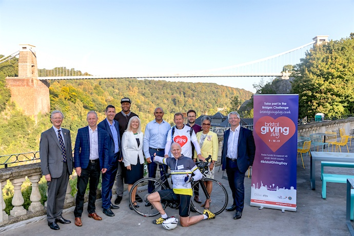 Launch of Bristol Giving Day 2019