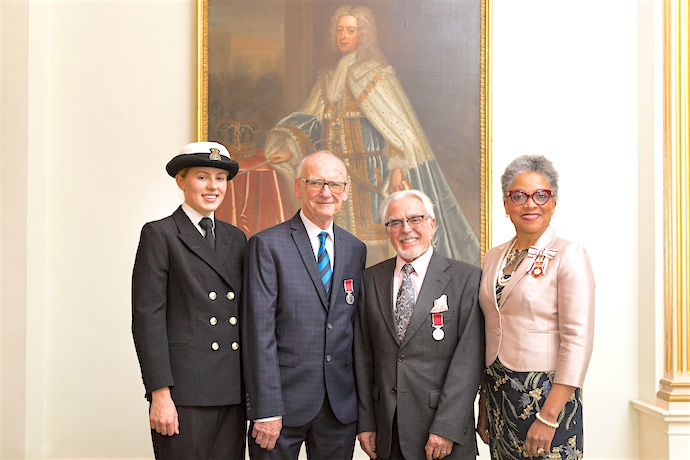 National honours investiture