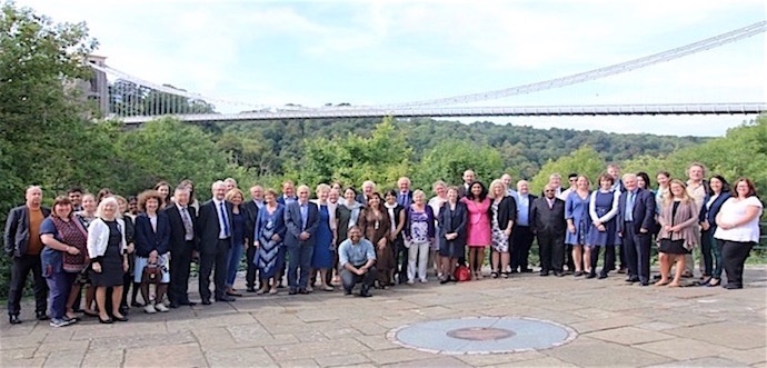 Paediatric Gastroenterology Pioneers celebrate 30 years
