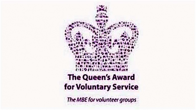 Two groups gain Queen's Award for Voluntary Service